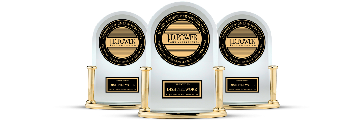 DISH Customer Satisfaction - Ranked #1 by JD Power - Juniper Satellite in Redmond, Oregon - DISH Authorized Retailer