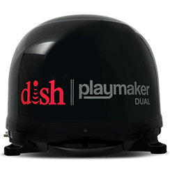 DISH Playmaker Dual - Outdoor TV - Redmond, Oregon - Juniper Satellite - DISH Authorized Retailer