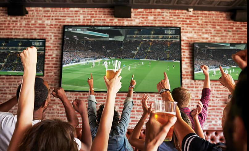 Sports TV for Business from Juniper Satellite